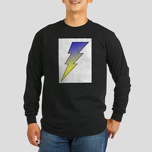 The Lightning Bolt 3 Shop Long Sleeve Dark T-Shirt