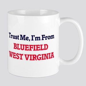 Trust Me, I'm from Bluefield West Virginia Mugs