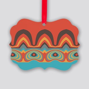 Ethnic pattern Picture Ornament