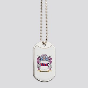 Carmichael Coat of Arms (Family Crest) Dog Tags