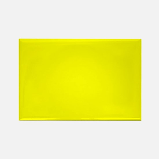 Simply Yellow Solid Color Magnets