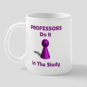 Professors Do It In The Study Mug