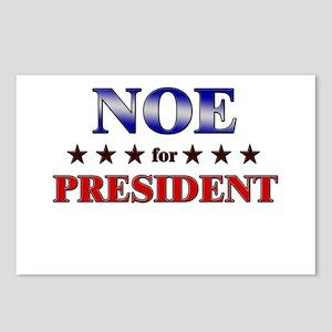 NOE for president Postcards (Package of 8)