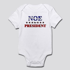NOE for president Infant Bodysuit