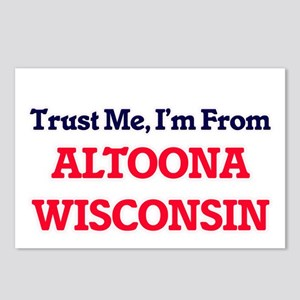Trust Me, I'm from Altoon Postcards (Package of 8)