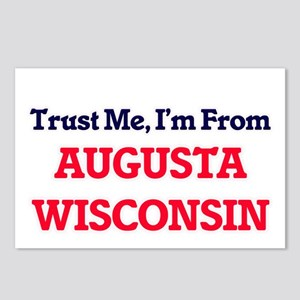 Trust Me, I'm from August Postcards (Package of 8)
