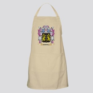 Carroll Coat of Arms (Family Crest) Apron