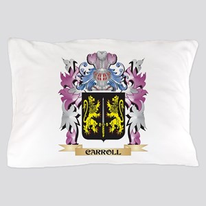 Carroll Coat of Arms (Family Crest) Pillow Case