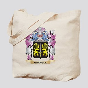 Carroll Coat of Arms (Family Crest) Tote Bag
