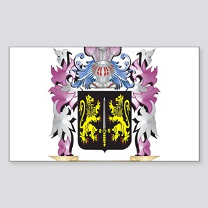 Carroll Coat of Arms (Family Crest) Sticker