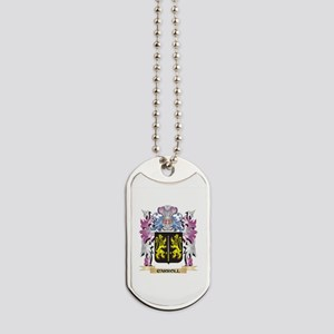 Carroll Coat of Arms (Family Crest) Dog Tags