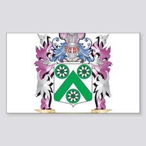 Carter Coat of Arms (Family Crest) Sticker