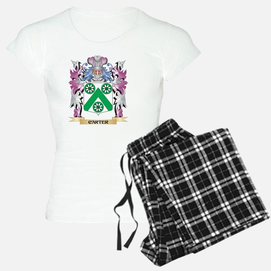 Carter Coat of Arms (Family Pajamas