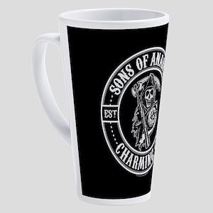 Sons of Anarchy Charming 17 oz Latte Mug