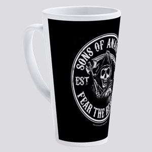 Sons of Anarchy Redwood 17 oz Latte Mug