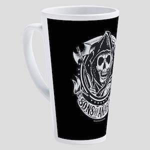 Sons of Anarchy 17 oz Latte Mug