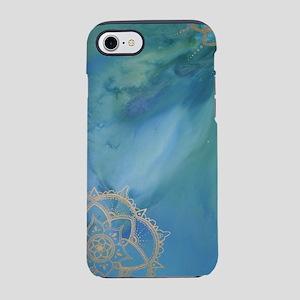 Water Mandala iPhone 8/7 Tough Case