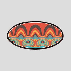 Ethnic pattern Patch
