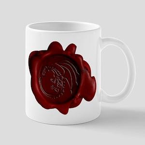 DragonFire Wax Seal 2 Mugs