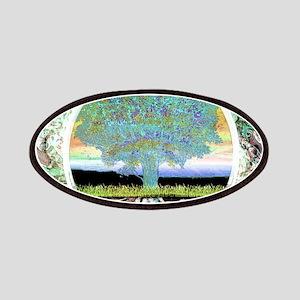 Tree of Life Metallic Patch