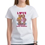 Teddy Love Women's T-Shirt