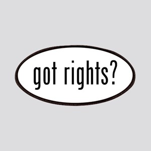 got rights? Patch