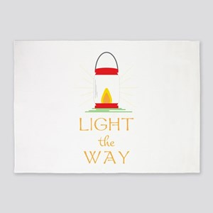 Light The Way 5'x7'Area Rug