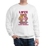 Teddy Love Sweatshirt