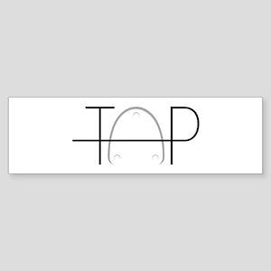 Tap Dance Bumper Sticker