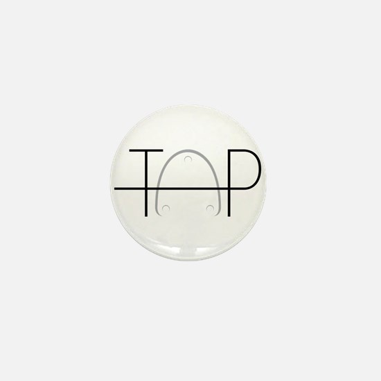 Tap Dance Mini Button