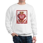 Love You Beary Much Sweatshirt