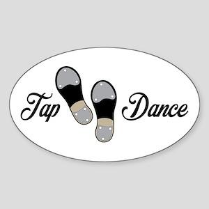 Tap Dance Sticker