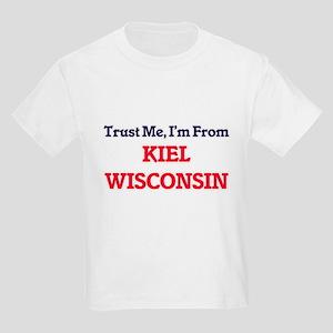 Trust Me, I'm from Kiel Wisconsin T-Shirt