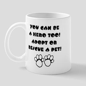 Dog Hero Mug
