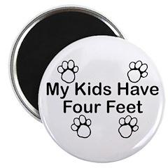 Kids-4 Feet Magnet