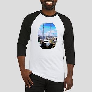 The Fishing Trawler Baseball Jersey