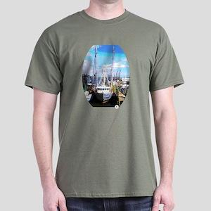 The Fishing Trawler Dark T-Shirt