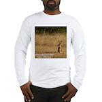 Jackrabbit Sitting Long Sleeve T-Shirt