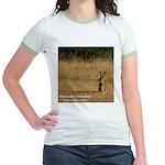 Jackrabbit Sitting Jr. Ringer T-Shirt