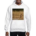 Jackrabbit Sitting Hooded Sweatshirt