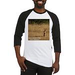 Jackrabbit Sitting Baseball Jersey