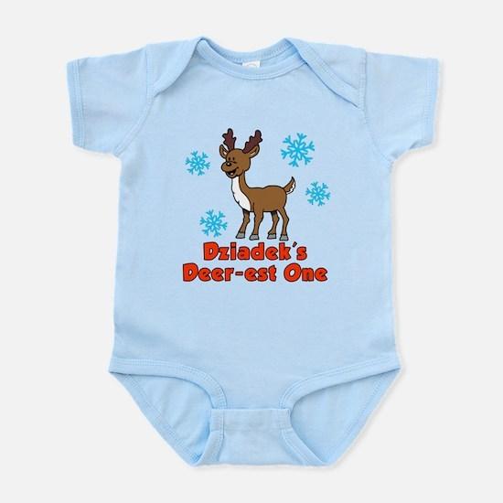 Dziadek's Deer-est One Body Suit