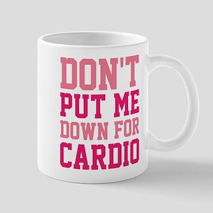 Don't Put Me Down Mug
