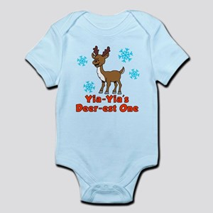 Yia-Yia's Deer-est One Body Suit