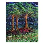 Fantasy Trees Small 16x20 Poster