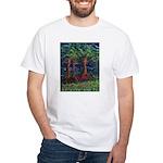 Fantasy Trees White T-Shirt