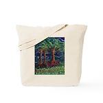 Fantasy Trees Tote Bag