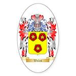 Walas Sticker (Oval 50 pk)