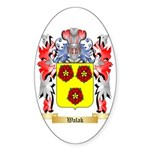 Walak Sticker (Oval)