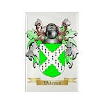 Wakeman Rectangle Magnet (10 pack)